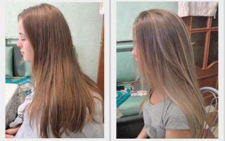 Осветление волос народными средствами в домашних условиях или как осветлить волосы без краски