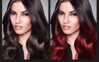 Лореаль омбре краска для волос: отзывы, палитра преферанс, цена, инструкция по применению, фото