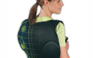 Массажная накидка на кресло для спины и шеи, как работает электрический массажер
