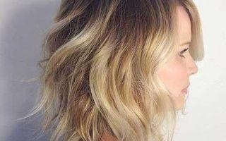 Удлиненный боб: фото женской стрижки лонг-боб с косой челкой и без нее на средние, длинные, тонкие волосы, подходит ли для круглого лица, асимметричная прическа с передними прядями, как укладывать, как выглядит сзади