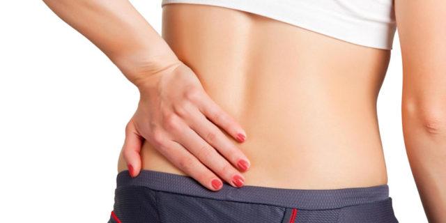 Болит копчик у женщин: причины, симптомы и лечение кокцигодинии, почему болит