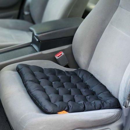 Ортопедическая подушка на стул для позвоночника, виды подставок для спины на офисные кресла