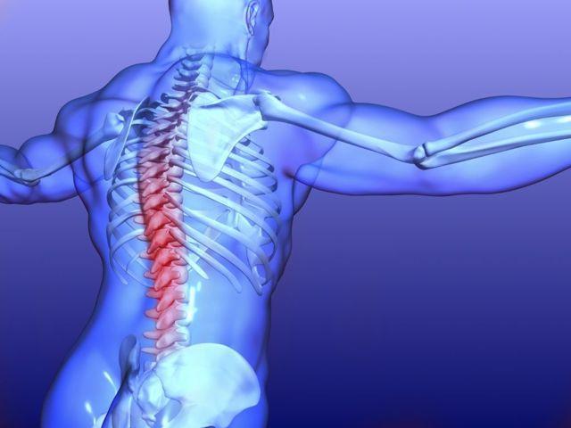 Дорсалгия грудного отдела позвоночника: что это за заболевание, причины, симптомы, лечение