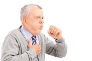 Кашель при остеохондрозе грудного и шейного отдела: диагностика, лечение