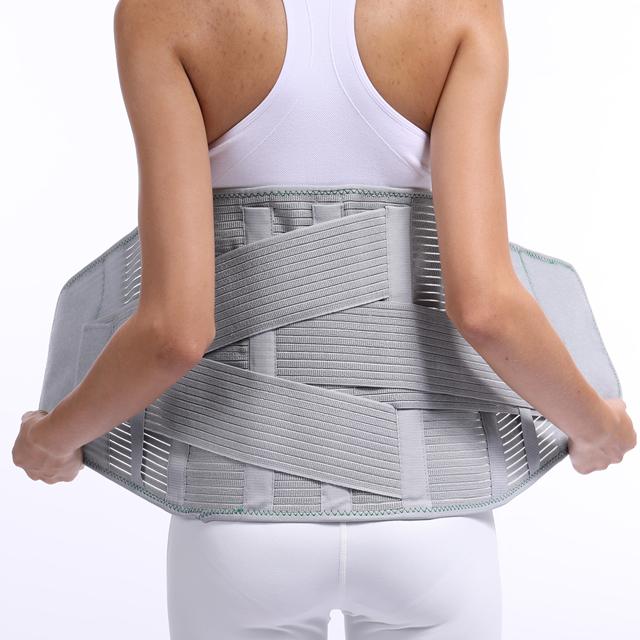 Корсет для спины при грыже поясничного отдела позвоночника, разновидности поясничных корсетов