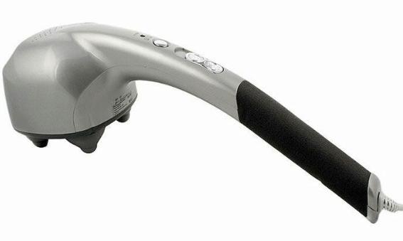 Электрический массажер для спины и шеи, отзывы об электромассажерах для поясницы
