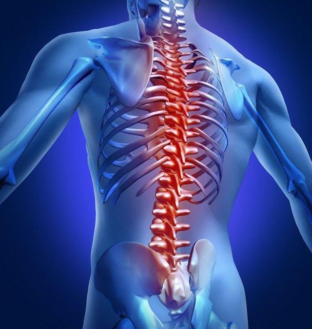 Боль под правой лопаткой сзади со стороны спины: причины жжения, что болит