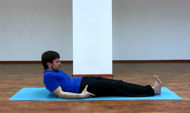 Йога при грыже позвоночника: упражнения при грыже пояснично-крестцового отдела, видео