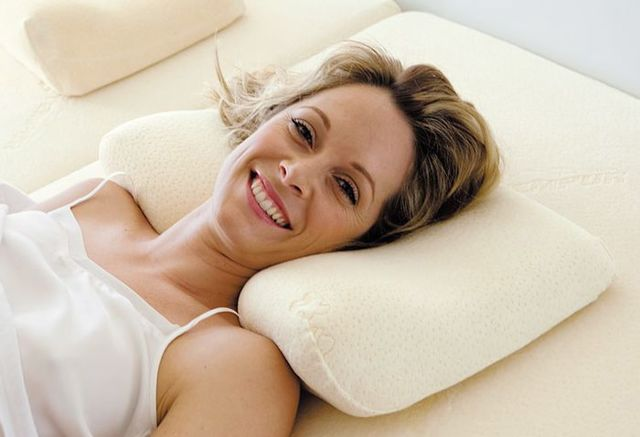 Ортопедическая подушка для шейного отдела позвоночника при остеохондрозе: отзывы, как выбрать для шеи