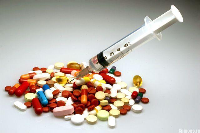 Миорелаксанты при грыже поясничного отдела позвоночника, эффективность лечения