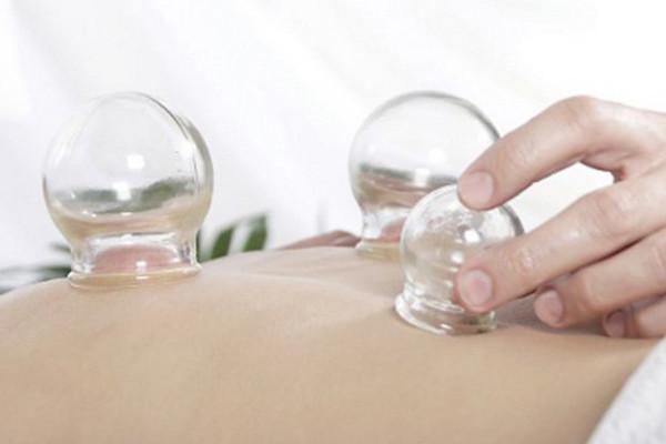 Баночный массаж спины: как ставить банки при остеохондрозе шейного отдела, особенности лечения