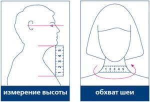 Корсет для шеи с доставкой по Москве и России.