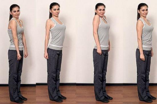 Вдовий горб: причины возникновения, как убрать в домашних условиях, упражнения для шейного отдела