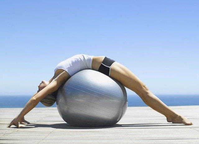 ЛФК при остеохондрозе пояснично-крестцового отдела позвоночника, комплекс упражнений лечебной гимнастики