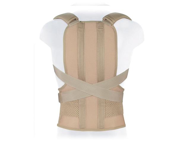 Корсет для позвоночника при сколиозе (1, 2 степени), правила ношения для спины