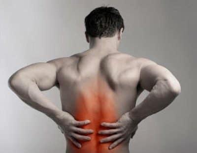 Боли в спине выше поясницы (по бокам, справа, слева): причины, диагностика