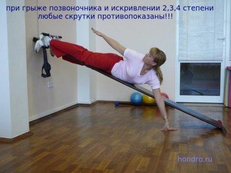 Упражнения для позвоночника на доске Евминова: видео, правила выполнения комплекса
