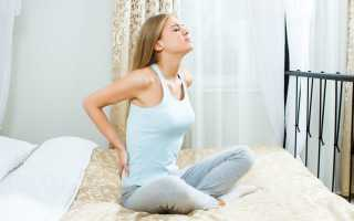 Болит спина после сна: почему боли только по утрам или во время сна на спине