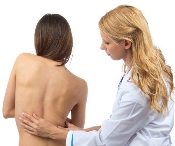 Гипертонус мышц спины у взрослых: лечение, причины, диагностика