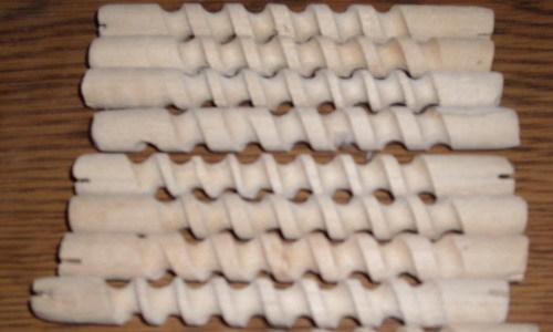 Коклюшки для химической завивки: виды и цена, как правильно накручивать кудри, сколько надо для химии, правила и техника накрутки на бигуди-коклюшки, фото