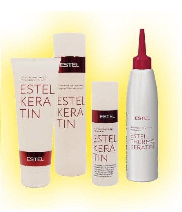Выпрямление волос с помощью набора Эстель кератин (estel keratin): фото до и после, отзывы