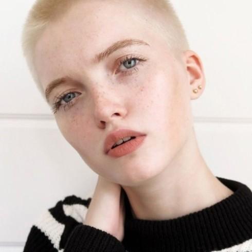 Стрижка ежик женская: фото, варианты причёски — бобрик, короткая площадка и другие, видео как выполняется, советы по укладке, кому подходит, примеры знаменитостей