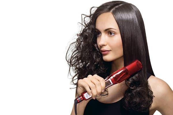 Плойка с титановым покрытием или с турмалиновым, керамическим: что лучше, гамма, babyliss и другие приборы для волос, отзывы