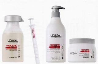 Ботокс для волос Лореаль (l'oreal fiberceutic): как применять, цена, фото до и после, отзывы