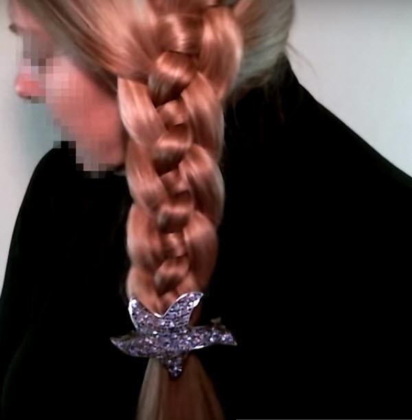 Коса из 4 прядей: схема плетения, как плести косичку с лентой, пошаговая инструкция, видео, как сделать четырехпрядный колосок, кому подходит, интересные вариации, способы укладки, плюсы и минусы, фото знаменитостей