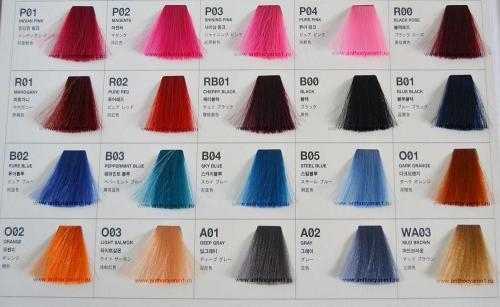 Синие волосы: краски и тоники для получения голубого, темного, с черным отливом и других оттенков, фото парней и девушек, кому идет, как покрасить в нужный тон
