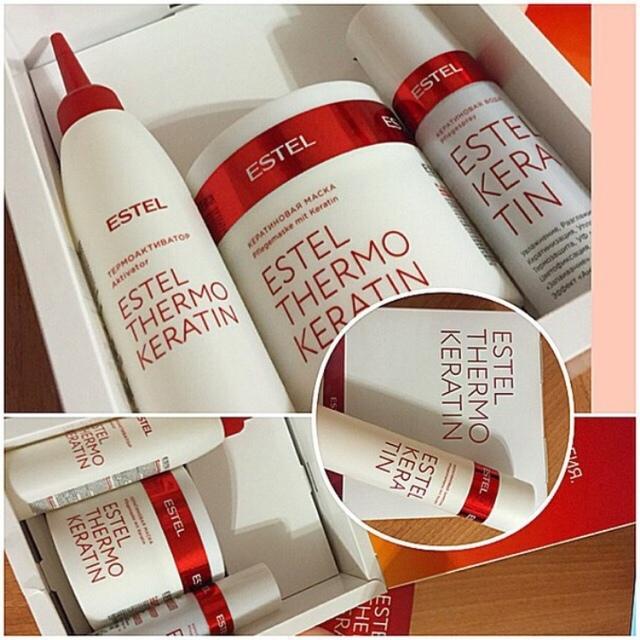 Кератиновая вода для волос estel keratin: отзывы, состав, инструкция по применению, цена, фото до и после