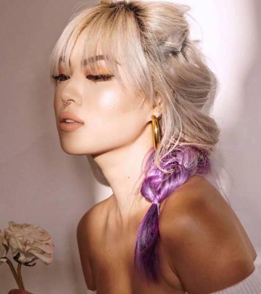 Смывающаяся краска для волос: цветной спрей, детская и обычная краска, которые быстро смываются водой за неделю, месяц