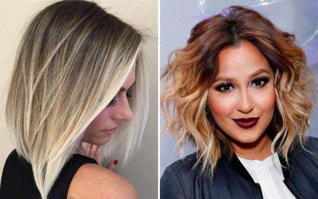 Брондирование на темные и черные волосы, фото результата на прямых, коротких, средней длины, длинных волосах и стрижке каре, как сделать в домашних условиях, можно ли сделать на окрашенные, полезное видео, отзывы