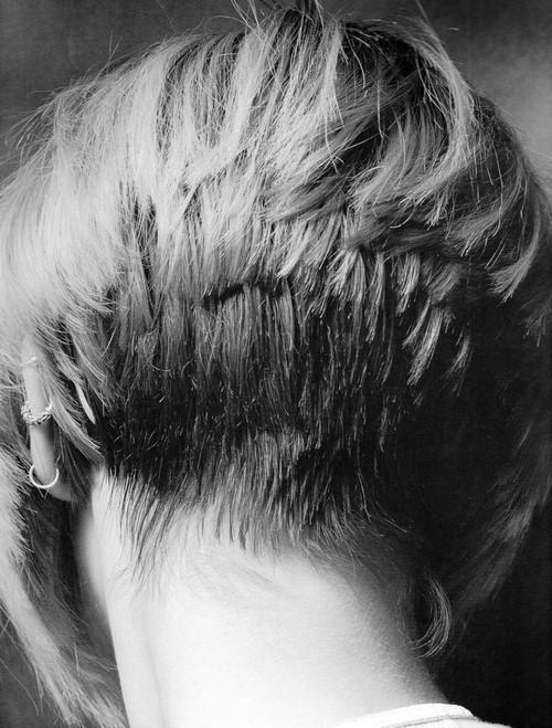 Стрижка маллет: фото женской и мужской прически на короткие, средние волосы, как стричь, история создания, кому подходит, современные варианты, Цой и другие примеры среди знаменитостей