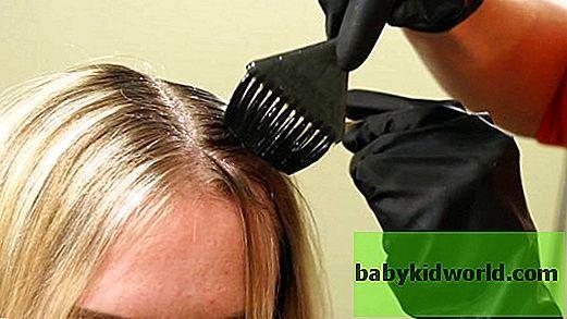 Градиент на волосах, способы окрашивания: от темного к светлому и другие, как сделать градиентную окраску в домашних условиях, фото результата