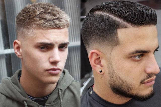 Сайд парт мужская стрижка: фото причёски side part, кому она подойдёт, модные варианты укладки, как выполняют, плюсы и минусы, примеры знаменитостей