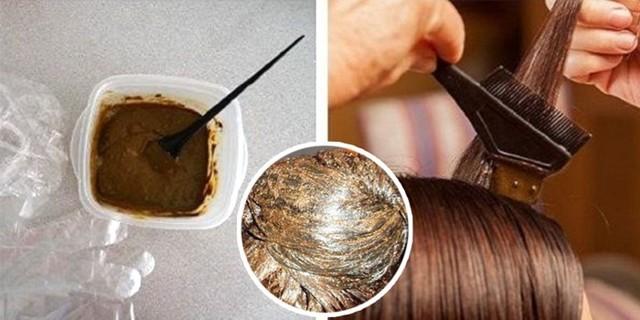 Мордонсаж техника, которая поможет окрасить седые, черные, плотные волосы, сколько стоит процедура в салоне и в домашних условиях