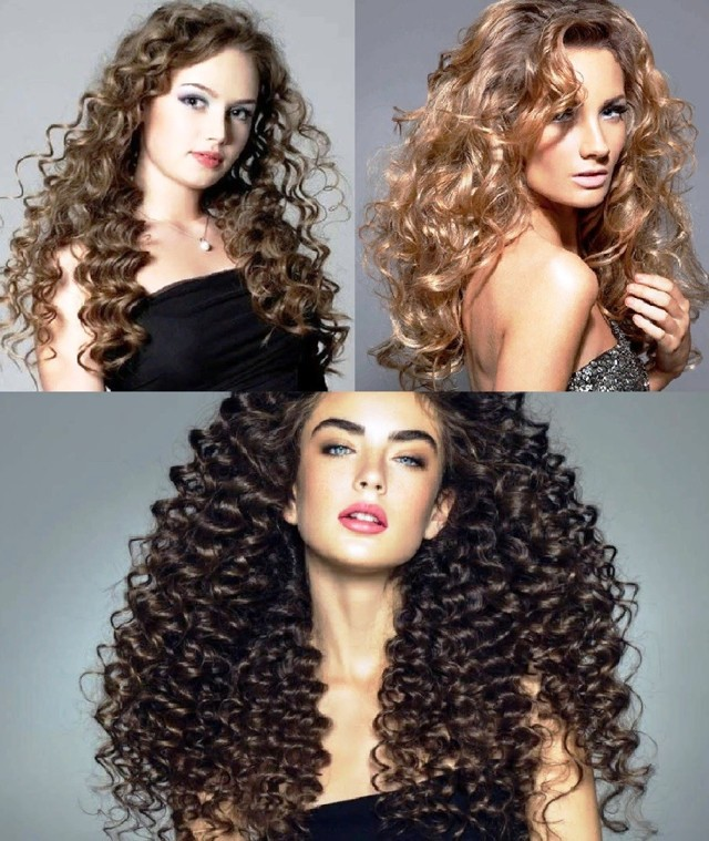 Химия на длинные волосы: виды и способы накрутки химической завивки на длинные волосы (крупные локоны, легкая, вертикальная, на кончики с челкой, мелкая), сколько держится эффект, фото, отзывы