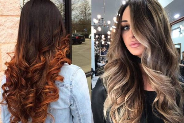 Как осветлить кончики волос в домашних условиях, популярные техники осветления кончиков - омбре, балаяж и dip dye