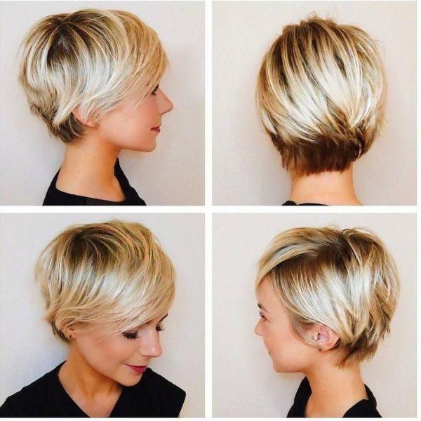 Стрижка Анжелики Варум: фото сейчас с новой причёской, как она называется, причёски разных лет — короткая, пикси, последние и новые варианты, вид со всех сторон и сзади