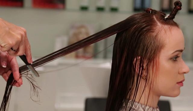 Стрижка Москвичка: фото на разной длине волос, технология выполнения, кому лучше всего подходит, можно ли сделать самостоятельно, как ухаживать после, плюсы и минусы