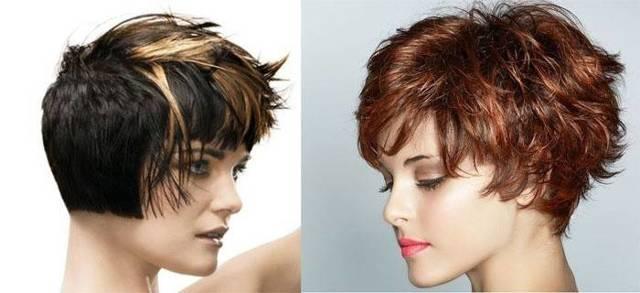 Стрижка каскад на короткие волосы: фото женской градуированной прически с челкой и без, с укороченной макушкой, каскадная техника на тонкие локоны, как стричь, уложить, кому подходит