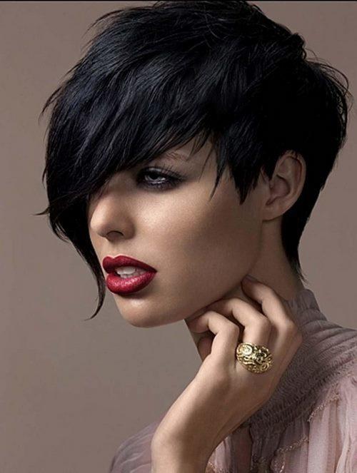 Пикси боб стрижка: фото на короткие, средние волосы, удлиненная женская прическа для круглого лица, вид сзади, сравнение с каре, кому подходит, как делать укладку