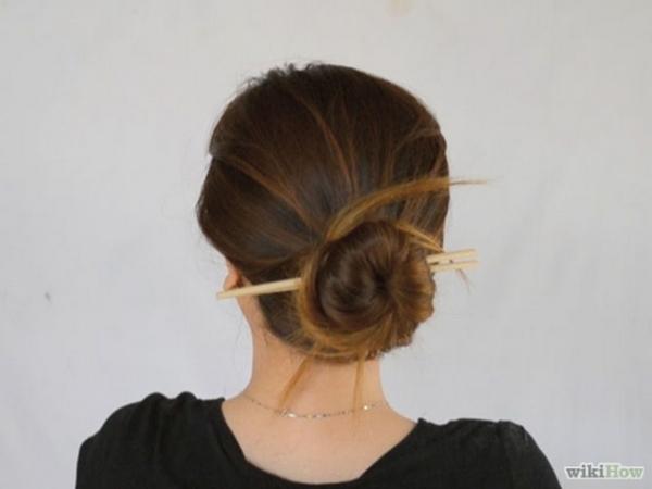 Японские прически: традиционные и современные женские стрижки, челки как у японок для девушек, как сделать с палочками на средние, короткие, длинные волосы, национальные, модные пучки своими руками поэтапно, хин и другие виды укладок, фото