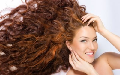 Окрашивание кудрявых волос: особенности и техники покраски, окрашивание волос после химической завивки