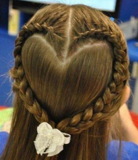 Причёска сердечко: как заплести косички, колосок из волос в виде сердца, видео как сделать укладку пошагово, фото, кому и для каких случаев подходит, модные варианты, плюсы и минусы, примеры знаменитостей