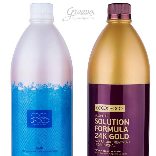 cocochoco (Коко Чоко) кератин для выпрямления волос: инструкция по применению, цена процедуры в салоне, отзывы