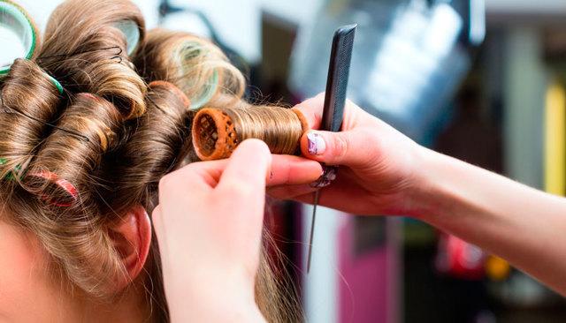 Как сделать легкую химию или химическую завивку на средние волосы (до плеч), с челкой и без, на кончиках, фото прически, сколько стоит