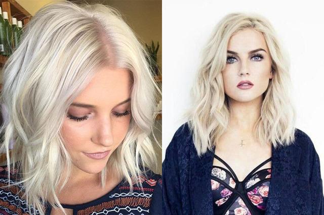 Как осветлить темные волосы в домашних условиях, химические и народные методы, осветляющий шампунь для темных волос, фото до и после