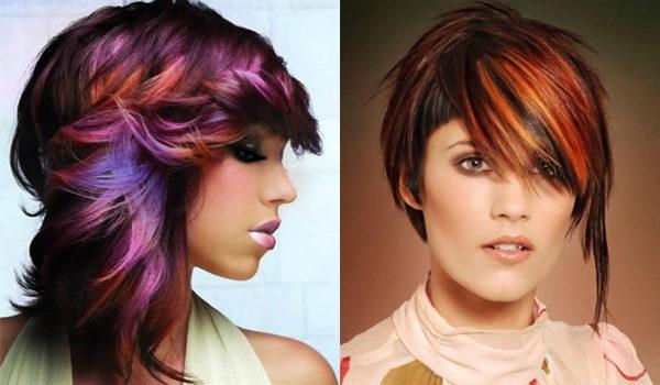 Колорирование на короткие волосы и на каре, можно ли сделать в домашних условиях и на очень короткую стрижку, сколько стоит процедура и, фото причесок до и после